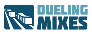 Dueling Mixes Logo
