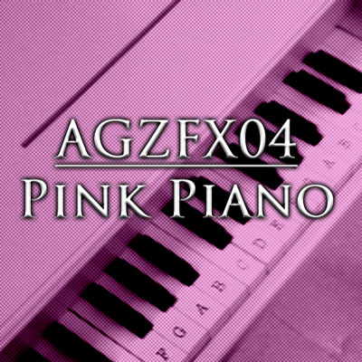 Pink Toy Piano, 24-bit 96kHz WAV Files + KONTAKT patches