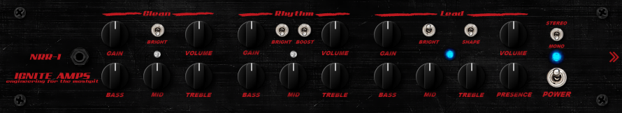 Free Plugin Of The Week Ignite Amps Nrr1 3 Ch Tube