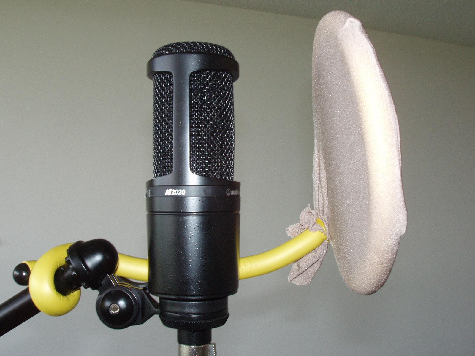 Фильтр микрофона своими руками 467