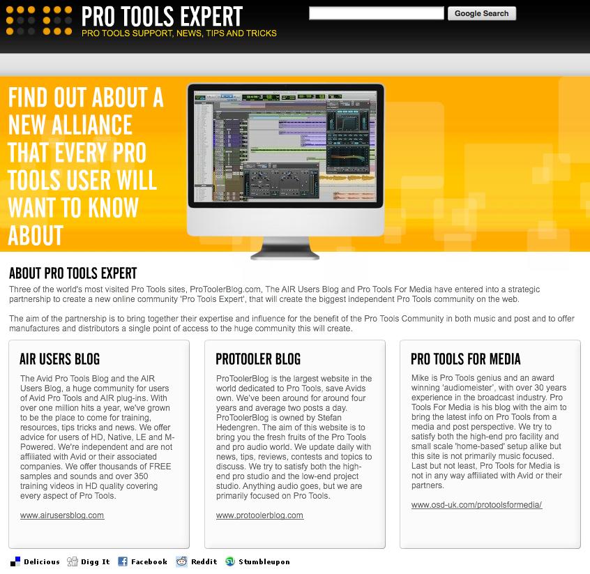 pro tools expert screenshot