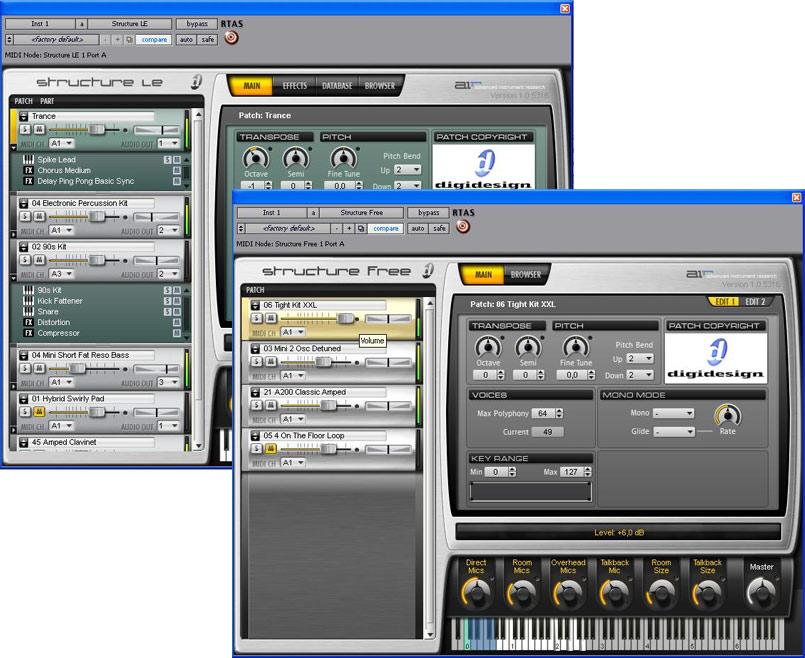 Digidesign � Audio Geek Zine