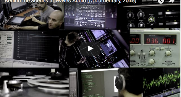 Waves Behind the Plugins Documentary